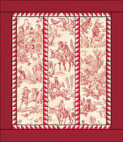 Timely Toile