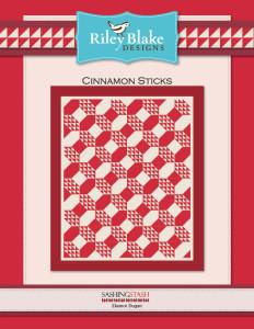 CinnamonSticksPatternCover612x792