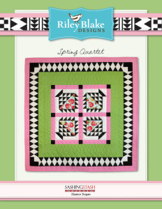 SpringQuartetPatternCover612x792